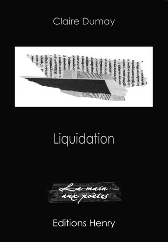 article image Dumay Claire : Liquidation