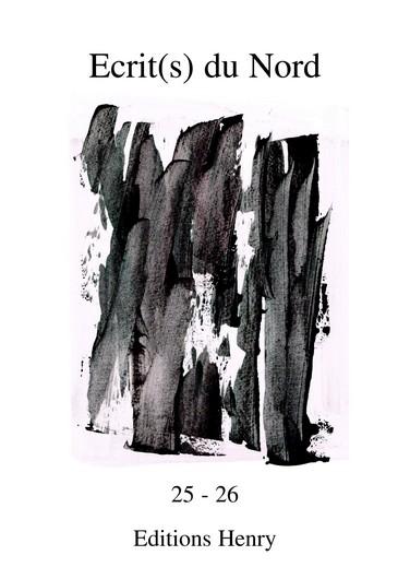 article image ÉCRIT(S) DU NORD 25-26