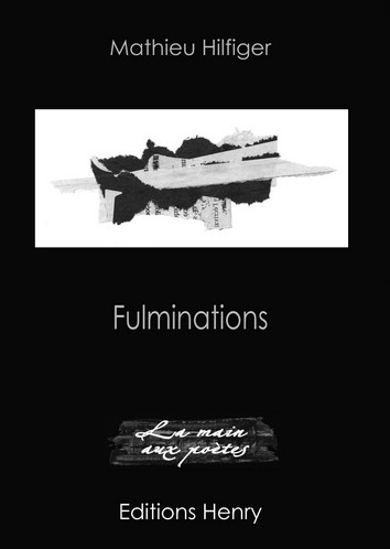article image Hilfiger Mathieu : Fulminations