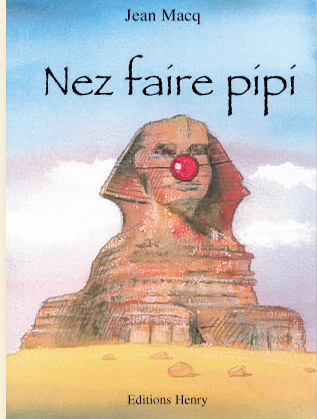 article image Macq Jean : Nez faire pipi