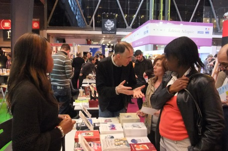 article image Salon du Livre de Paris 2014